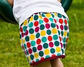 Girl's Elastic Waist Skirt - Size Small