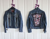 Studded Collar Band Camp Jacket (Levis)
