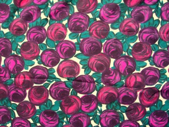 Rosebud print reserved listing