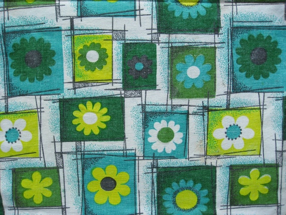 mid-century fabric