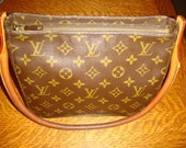 LOUIS VUITTON  Authentic  Vintage Very Rare Newer Style Made USA
