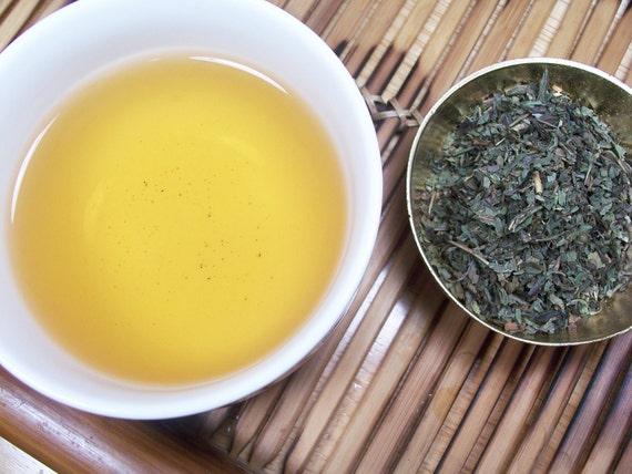 Organic Green Mint Tea, 20 tea bags