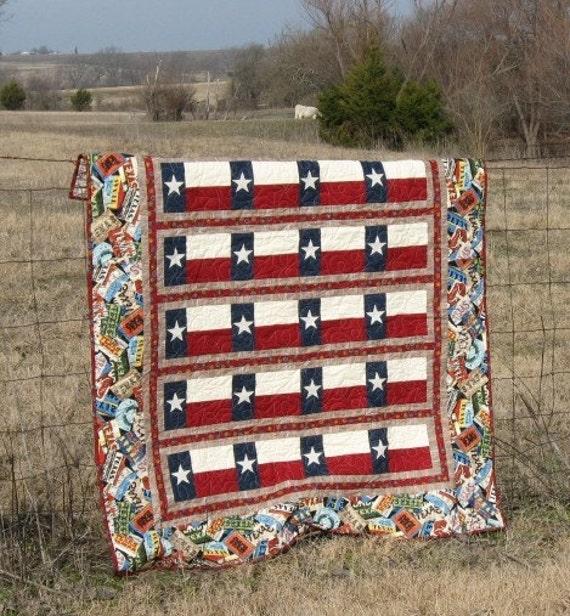 Texas Proud Quilt Pattern
