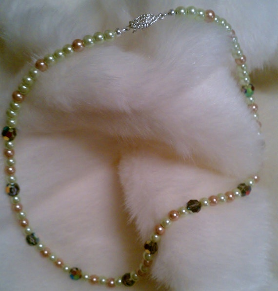 Mother Of The Bride Jewelry: Mother Of The Bride Bridesmaid Jewelry Set Light Green Light