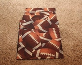 Party Favors-Reusable Sandwich Bags-Football