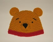 """Winnie the Pooh """"inspired"""" Hat  Toddler - Child"""