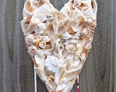 Custom Seashell Heart - Handmade with Driftshells