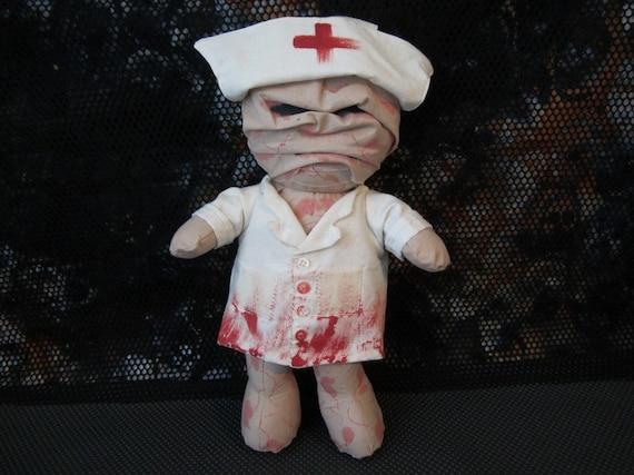 Silent Hill Nurse Doll