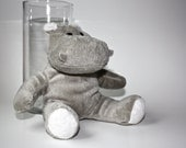 Lavender Warmer Cuddle Hippo