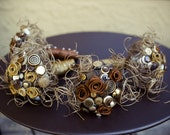 Bridal Button Bouquets for Bridesmaids : Discount with Bridal Set