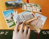 5 Vintage New York Postcards, Unused. Scenes of Albany NY