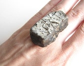 Raw River Stone - Natural Rock Jewelry Supply