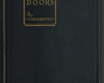 Vintage Open Doors Book