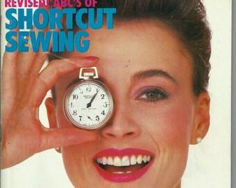 Simplicity Sewing Magazine 1984