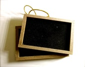 6 DIY Chalkboard with frame 2x3 size for Edda Hernandez