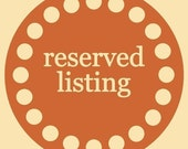 Reserved listing for haleybaileyh - 3 pages custom circle tags to adhere to back side of tags on other order