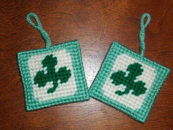 Set of Two Irish Sachets
