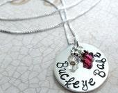 Ohio State Jewelry | OSU Jewelry | Buckeye Jewelry | Buckeye Babe | Scarlet & Gray | Game Day Jewelry | School Spirit | Graduation