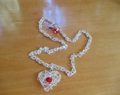 The Legend of Zelda Dungeon Boss Heart Container Necklace