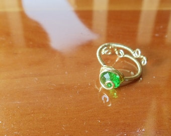The L.O.Z.® Kokiri's Emerald Ring