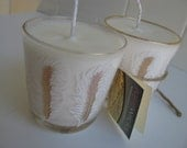 Feather Soy Candle Set (Viva)