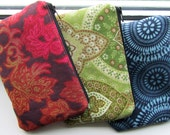 Custom Mini Zippered Pouch Case Bag Wallet ADD ON