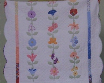 Queen Kit, Quilt Book And 40 Fat Quarters Kit