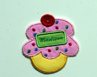 Personalized Embroidered Luggage Tag