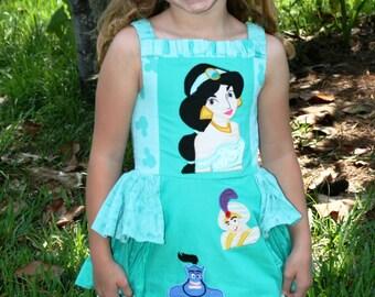 Boutique Princess Jasmine Jumper Dress