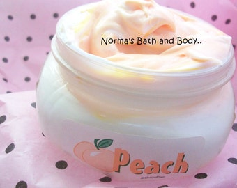 peach shea butter body lotion, health and beauty, skin care, moisturizers, lotion, body lotion, body cream, bath and body