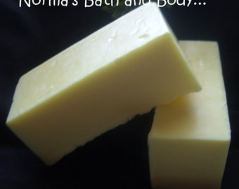banana nut bread soap sample, bath sample, handmade soap, soap, glycerin soap, normas bath