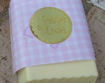Banana Soap- Soap- Yellow Soap- Bath- Glycerin soap- Handmade Soap- Fruity Soap-beauty
