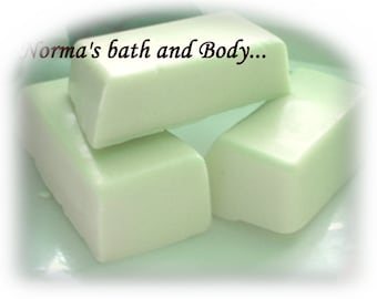 apple soap sample