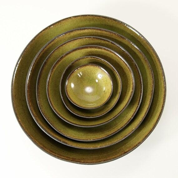 Avocado Nesting Bowls