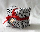 Set of 4 Dalmation Beanbags