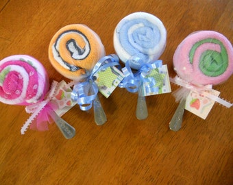 New Gerber Spoon and Lollipop Gift