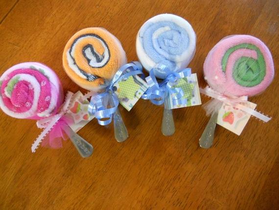 New Gerber Spoon and Lollipop Gift