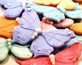 Elegant Butterfly Soap - Set of Two Hostess Bridal Baby Shower Vegan