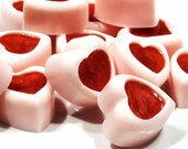 Love Hearts Soap - I Love You Gift Soap Set of 8