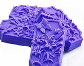 Decorative Gift Soap - Butterfly Garden in any Color