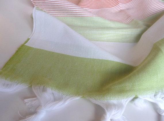 High quality Turkish Towel, Natural Soft Cotton Bath and Beach Towel, Peshtemal