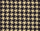 Give Thanks by Deb Strain for Moda Vanilla Harvest Herringbone Black 19568 19 - quilting fabric - cotton