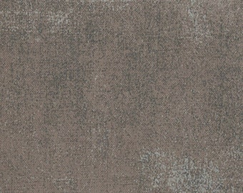 Blitzen Grunge Solid by basicgrey Grey 30150 156 - quilting fabric - cotton