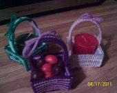 Easter Basket Candles