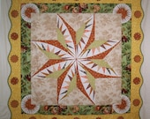 Birds in Paradise quilt pattern