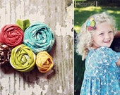 OVER the RAINBOW Made to Match Matilda Jane Hair Accessories M2M