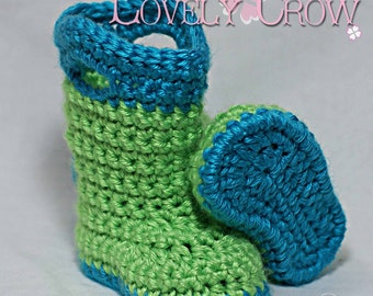 Boots Crochet Pattern   for TODDLER GOSHALOSH BOOTS digital