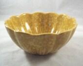 McCoy bowl. McCoy salad bowl. Vintage yellow bowl.  Vintage bowl. McCoy 803 bowl.