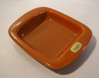 Vintage Haeger Pottery Candy Dish or Ashtray, Retro Chic