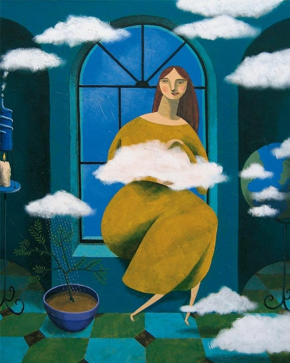 Cloud Factory by Carlos C. Lainez